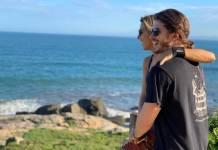Caio Paduan e Cris Dias/Reprodução Instagram