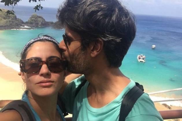Carol Castro e Felipe/Reprodução Instagram