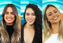 Carolina, Elana ou Paula - Enquete BBB19