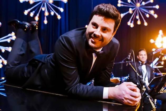 Danilo Gentili (Gabriel Cardoso/SBT)