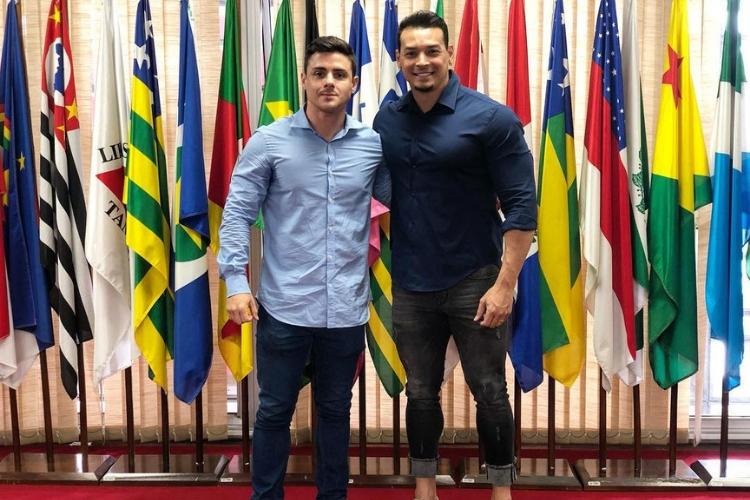 Felipe e Bruno Lima/Reprodução Instagram