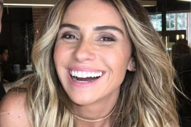 Giovanna Antonelli/Reprodução Instagram