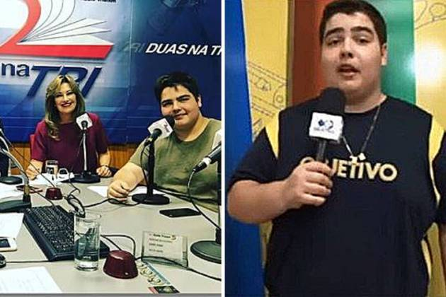 João Guilherme/Reprodução Jornal Extra