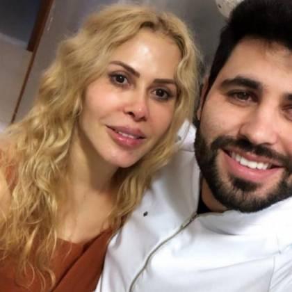 Joelma pós cirurgia - Reprodução/Instagram