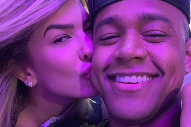 Lorena e Leo Santana/Reprodução Instagram