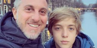 Luciano Huck e Joaquim/Instagram