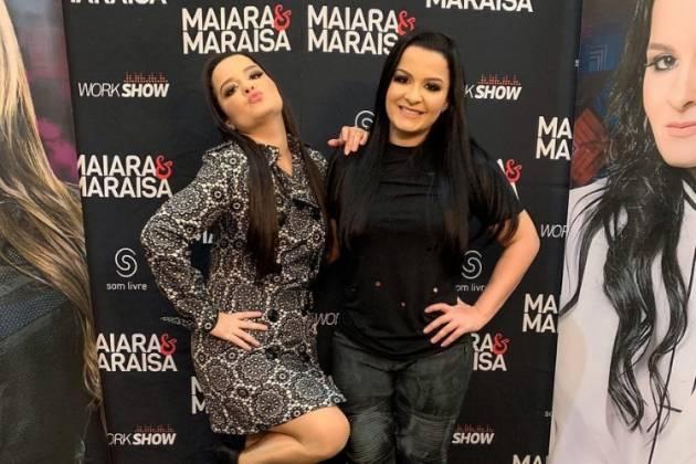 Maiara e Maraisa/Reprodução Instagram