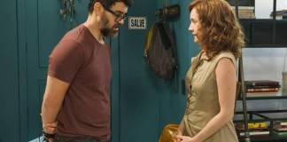 Malhação - Gabriela se desentende com Rafael (Globo/Cesar Alves)