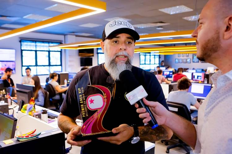 Marcio Esquilo (Gabriel Cardoso/SBT)