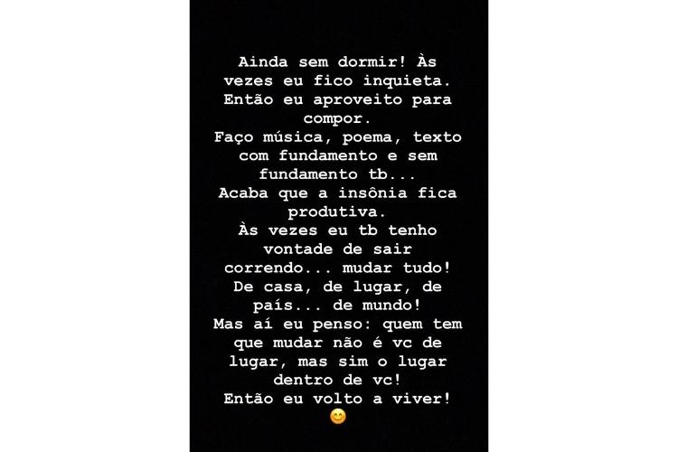Mariana Rios/Reprodução Instagram