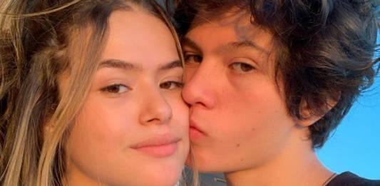 Maisa Silva e Nicholas/Reprodução Instagram