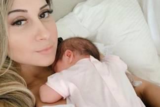 Mayra Cardi e Sophia - Reprodução/Instagram