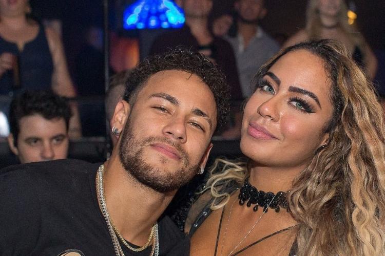Neymar e Rafaella/Reprodução Instagram