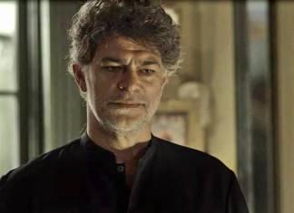 O Sétimo Guardião - Murilo muda o visual (Reprodução/TV Globo)