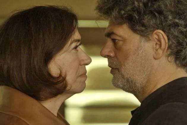O Sétimo Guardião -Valentina e Murilo (Reprodução/TV Globo)