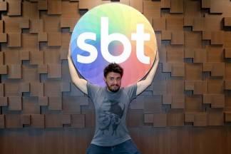 Oscar Filho (Lourival Ribeiro/SBT)
