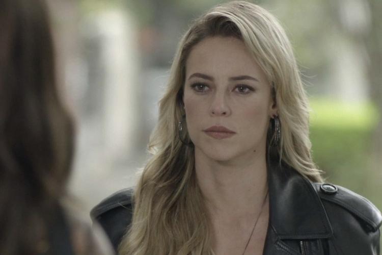 Paolla Oliveira em 'A Força do Querer'/Reprodução TV Globo