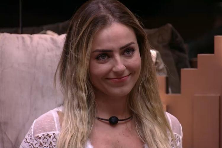 Paula/Reprodução Globoplay