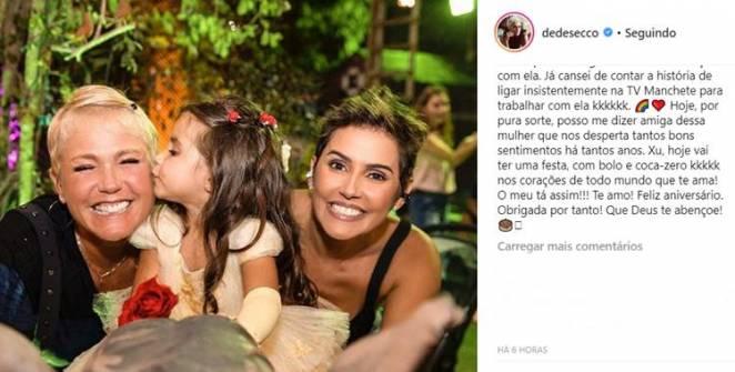 Post - Deborah Secco/Instagram