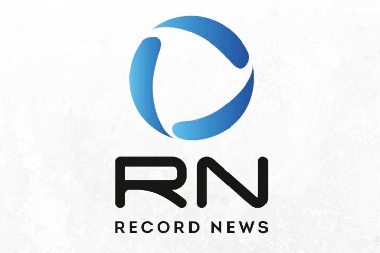 Record News Logo/Reprodução