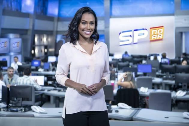 Salcy Lima (Edu Moraes/ Record TV)