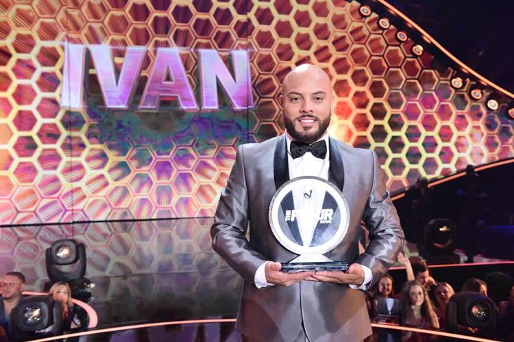 Cantor Ivan Lima é o grande vencedor do reality show The Four Brasil
