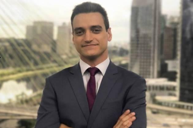 Tiago Scheuer (Foto: TV Globo)