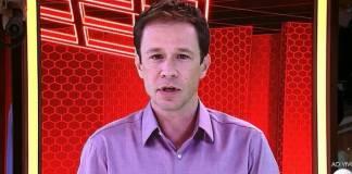 Tiago Leifert/Reprodução Globoplay