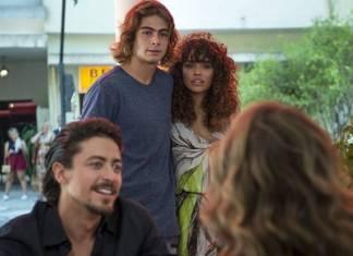 Verão 90 - Manu e João se encontram (Globo/Estevam Avellar)