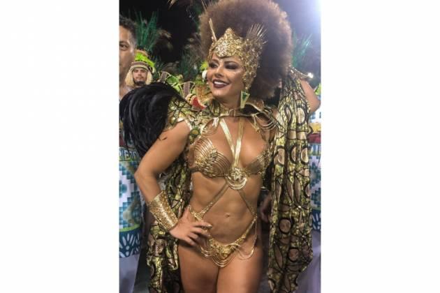 Viviane Araujo/Reprodução Instagram