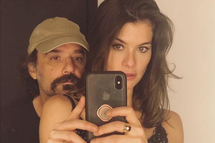 Marido de Alinne Moraes é chamado de 'feio' e detona seguidor