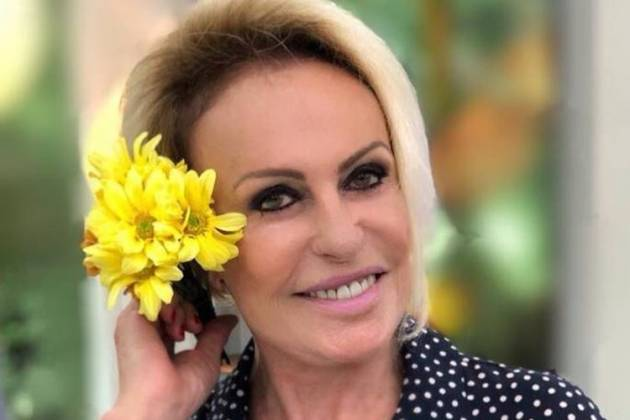 Ana Maria Braga/ instagram