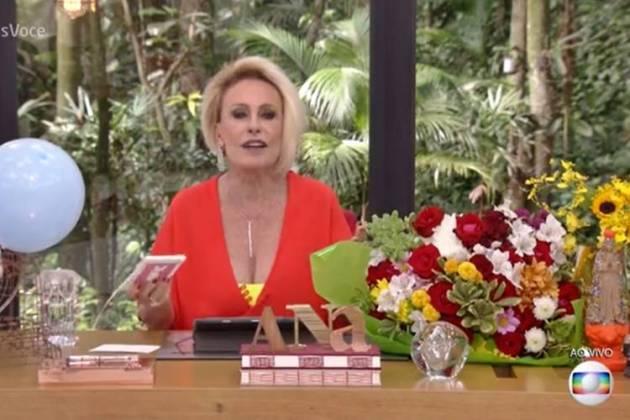 Ana Maria Braga (Reprodução/TV Globo)