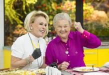 Ana Maria e Palmirinha (Globo/João Cotta)
