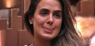 BBB19 - Carolina eliminada (Reprodução/TV Globo)