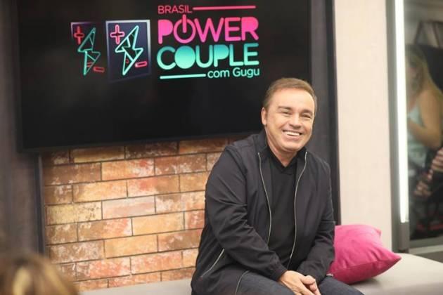 Coletiva Power Couple (Antonio Chahestian/Record TV)