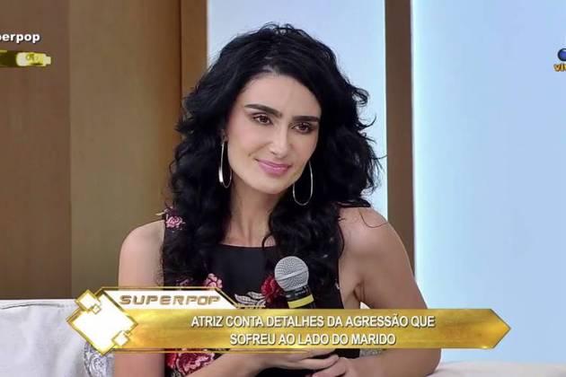 Cristiane Machado (Reprodução/Rede TV!)