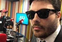 Danilo Gentili/Reprodução Instagram