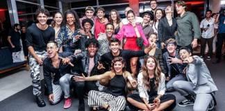 Elenco - Malhação Toda Forma de Amar (Globo / João Miguel)