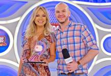 Eliana recebe Prêmio Área VIP - Foto: Gabriel Cardoso/SBT