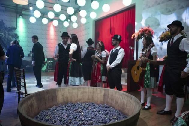 Fábrica de Casamentos - Festa Italiana (Victor Silva/RNW)