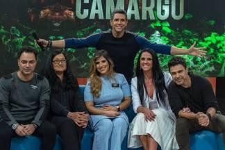 Familia Camargo (Globo/Ellen Soares)