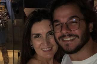 Fátima Bernardes e Túlio Gadelha/Reprodução Instagram