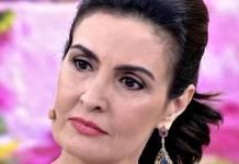 Fatima Bernardes - Reprodução/TV Globo