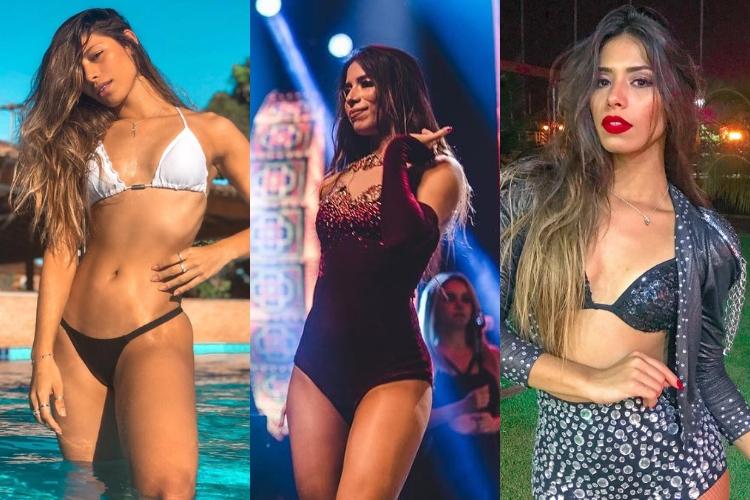 Fernanda Camargo/Reprodução Instagram