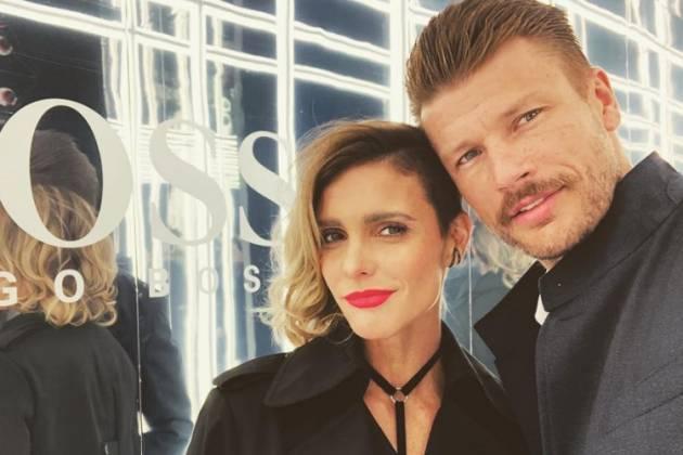 Fernanda Lima e Rodrigo/Reprodução Instagram