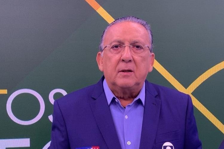 Galvão Bueno fica de fora da transmissão de jogo do Brasil; Saiba o motivo
