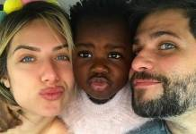 Giovanna, Titi e Bruno Gagliasso/Reprodução Instagram