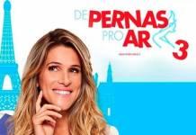 Ingrid Guimarães em 'De Pernas Pro Ar 3'/Divulgação