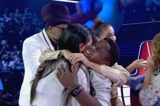 Jeremias venceu o 'The Voice' - Reprodução/Twitter